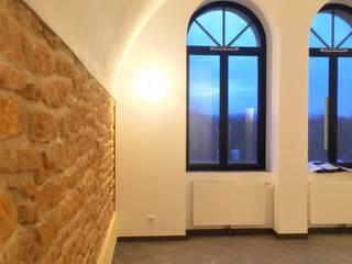 Aménagement de 10 logements: Salon de style de style Moderne par 3B Architecture
