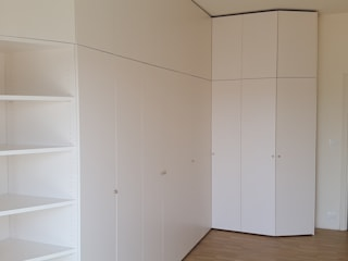 SIZEDESIGN SMART KITCHENS & LIVING BedroomWardrobes & closets Engineered Wood Beige
