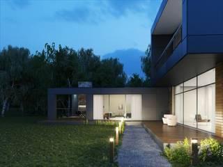 منازل تنفيذ META-architects архитектурная студия