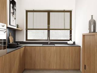 Chotomów: styl , w kategorii Kuchnia zaprojektowany przez Marta Wypych | pracownia projektowa,