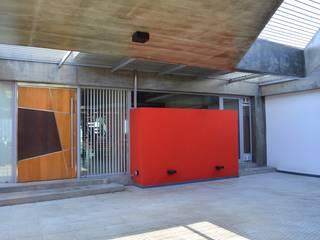 Vivienda V2 de VANNO arquitectura Moderno