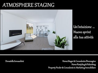 ATMOSPHERE STAGING Spa Modern