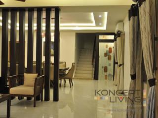 Sudhakar -Madhapur Classic style living room by Koncept Living Classic