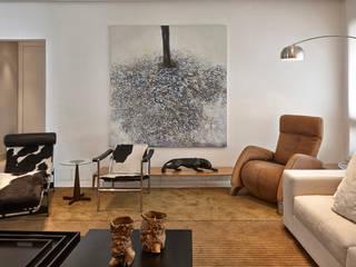 David Guerra Arquitetura e Interiores SalonesSofás y sillones