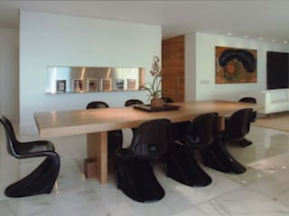 David Guerra Arquitetura e Interiores ComedorSillas y bancos