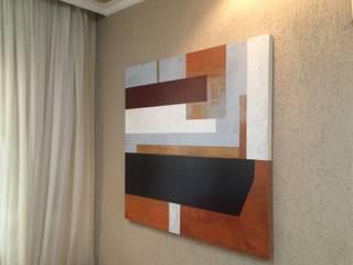 Decoração por ArtCollage Adesivos Decorativos Moderno
