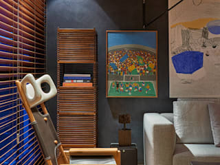 David Guerra Arquitetura e Interiores SalonesTaburetes y sillas