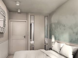Modern style bedroom by ZAZA studio Modern