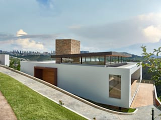 David Guerra Arquitetura e Interiores Casas de estilo moderno