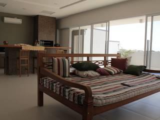 Lozí - Projeto e Obra Salones rústicos de estilo rústico