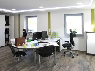 Neubau eines Firmensitzes Architekturbüro Schumann Moderne Bürogebäude