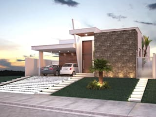 Jorge Martins Arquitetura บ้านและที่อยู่อาศัย