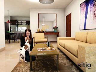 Sitio Modern Dining Room