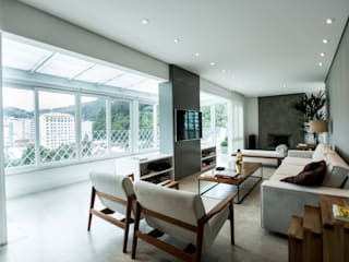 Modern living room by L2 Arquitetura Modern