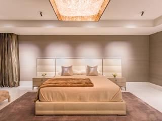 Luxury building in Panama Manooi BedroomLighting Transparent