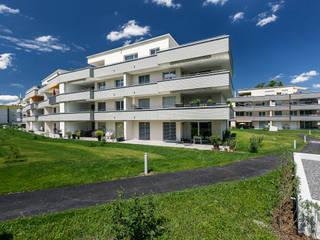 Schön für Familien:  Häuser von Hunkeler Partner Architekten AG