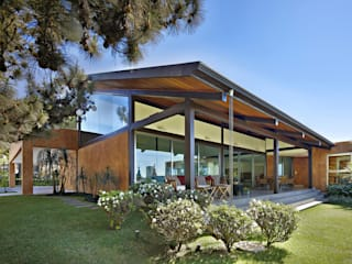 David Guerra Arquitetura e Interiores Casas de estilo tropical