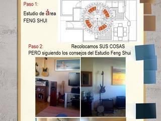 FENG SHUI Y DINERO: COMO PODER VIVIR DE TU SUEÑO TRAS NUESTRO ESTUDIO FENG SHUI Salones de estilo clásico de Area Feng Shui Clásico