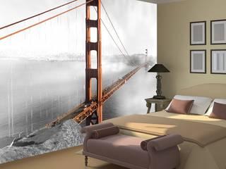 Dormitorios modernos de Agaton Studio Moderno