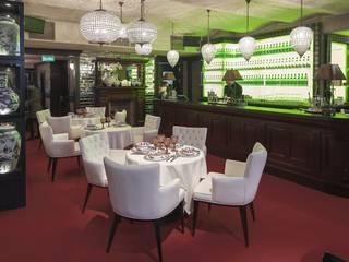 Ресторан Китайская грамота от ARK BURO Эклектичный