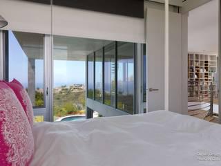 Kamar Tidur Modern Oleh Chibi Moku Modern