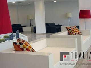 Grandes Proyectos: Salones de estilo  de THALIA MOBLES S.L.