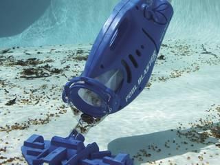 Gözdem Elektrik Sanayi ve Ticaret Ltd. Şti. – Şarjlı Portatif Havuz Dip Süpürgeleri -WaterTech Pool Blaster / USA : modern tarz , Modern