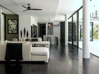 Intérieur villa design par sebastien belle