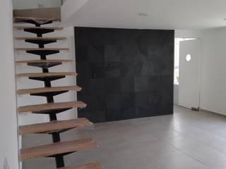 Minimalist dining room by DYE-ARQUITECTURA Minimalist