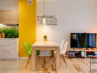 Perfect Space Sala da pranzo in stile classico