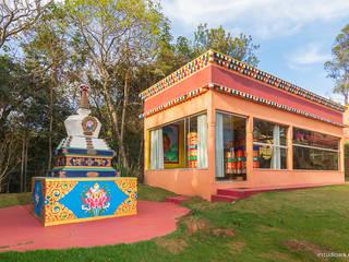 Fotografia Templo Budista: Casas  por João Paulo Simões | Fotografia de Arquitetura