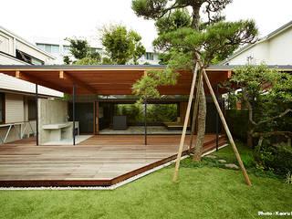 すわ製作所 Eclectic style garden
