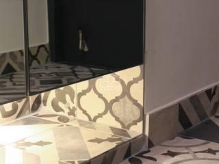 심플하면서도 따뜻한 느낌의 아파트 인테리어_25py 스칸디나비아 벽지 & 바닥 by 홍예디자인 북유럽