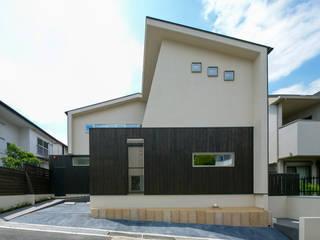 Modern home by アーキシップス古前建築設計事務所 Modern