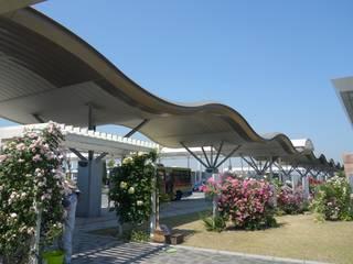 空の前庭2: 株式会社 多々良造園が手掛けた庭です。
