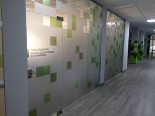 Reformadisimo Oficinas de estilo minimalista