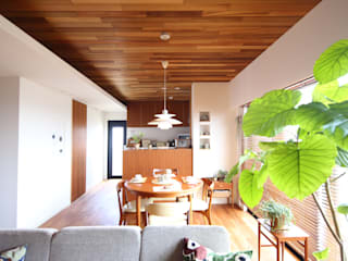 Ruang Makan by C-design吉内建築アトリエ