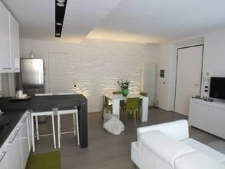 Modern Living Room by MATTEONOFRINTERIORDESIGNER Modern