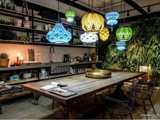 Cocinas de estilo moderno de Rafaela Dal'Maso Arquitetura Moderno