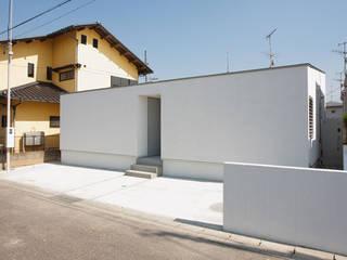 つつまれた家 モダンな 家 の 株式会社Fit建築設計事務所 モダン