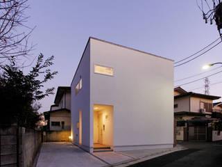 「」の家 モダンな 家 の 株式会社Fit建築設計事務所 モダン