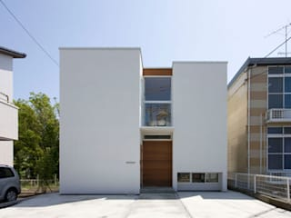 光と眺望を楽しむ家 モダンな 家 の 株式会社Fit建築設計事務所 モダン