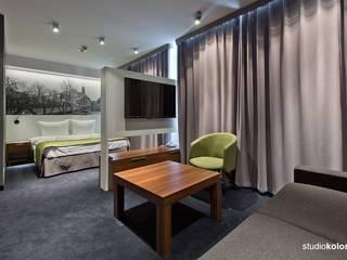Hotéis  por STUDIO KOLOROVA