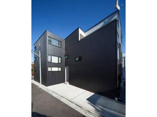 杉並のタウンハウス モダンな 家 の 株式会社Fit建築設計事務所 モダン