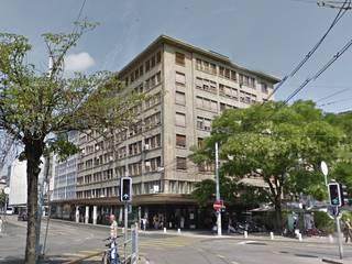 IPUSA internacional (Oficina Ginebra): Estudios y despachos de estilo  de IPUSA obras y servicios