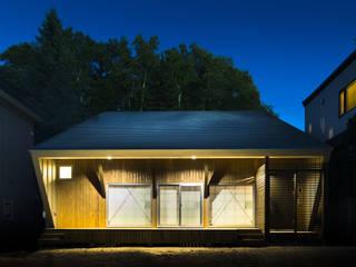 Rumah Gaya Eklektik Oleh 一級建築士事務所 Atelier Casa Eklektik