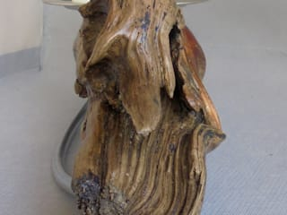 Kerzenständer Oktopus von Königswurzeln Landhaus