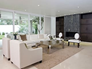 Living room by IX2 arquitectura, Modern