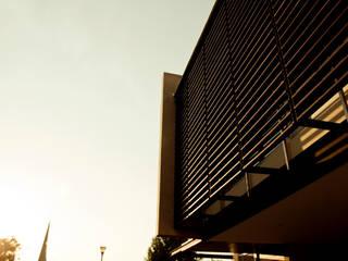 Casa CSG: Casas de estilo  por IX2 arquitectura