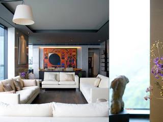 Modern Living Room by FAK3 Modern